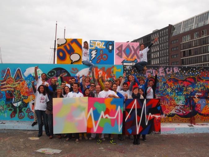 De Eindhoven graffiti incentive