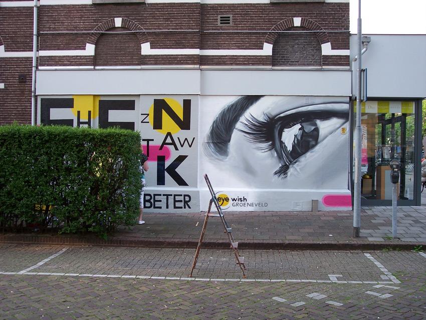 Reclame muurschilderingen