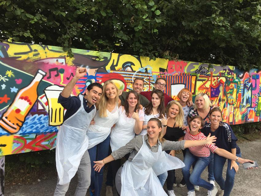 Teambuilding workshops in Eindhoven